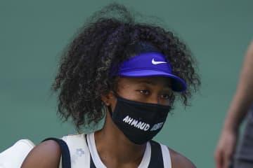 大坂、三たび名入りマスク 全米テニスで人種差別抗議 画像1