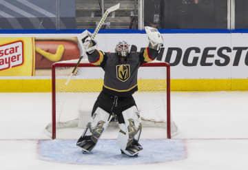 Gナイツ、スターズが決勝へ NHLプレーオフ 画像1