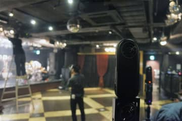 VRで音楽ライブ体験、大阪 NTT西日本、FM802と 画像1