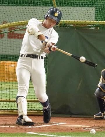 高3のプロ野球志望合同練習会 東京ドーム、41選手が参加 画像1