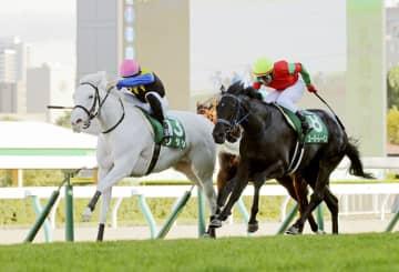 競馬、ソダシが白毛初の芝重賞V 札幌2歳ステークス 画像1