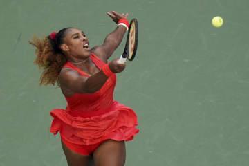 テニス、セリーナが4回戦進出 青山、柴原組は2回戦敗退 画像1