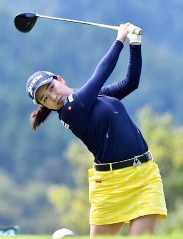 ゴルフ、小祝が大会新で2勝目 5レディース最終日 画像1