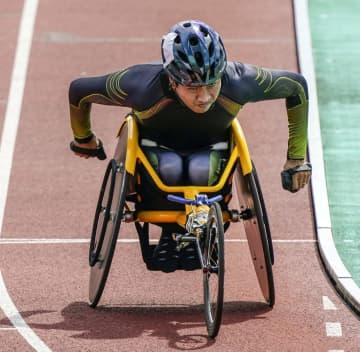 パラ陸上、佐藤友祈が大会新記録 1500m、日本選手権最終日 画像1