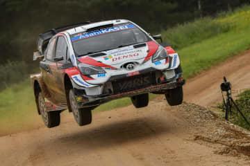 WRC再開、トヨタのオジェ3位 第4戦ラリー・エストニア 画像1