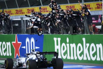 F1、ホンダのガスリーが初優勝 第8戦イタリアGP 画像1