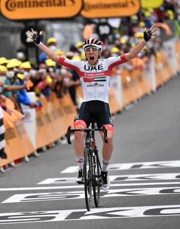 ポガチャルが第9ステージ制す 自転車ツール・ド・フランス 画像1