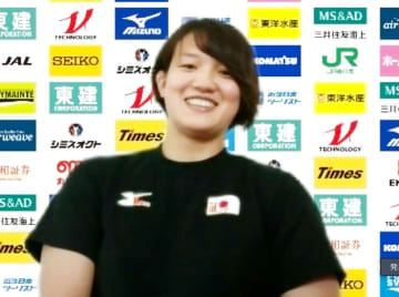 柔道、新井千鶴「ぶれずにやる」 元世界女王、来夏の五輪へ 画像1