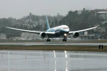 787に製造上の問題判明 ボーイング、引き渡し遅れ 画像1