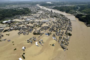 7月豪雨、被害推計2967億円 九州・山口の中小企業と農林水産 画像1