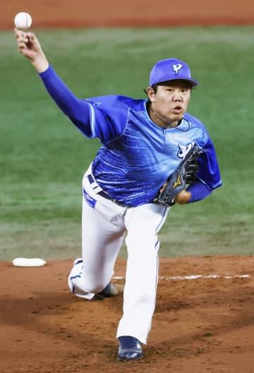 D6―1神(9日) 上茶谷が今季初勝利 画像1
