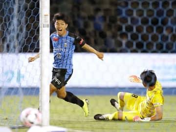 川崎3連勝、宮代がゴール J1、FC東京は逆転勝利 画像1