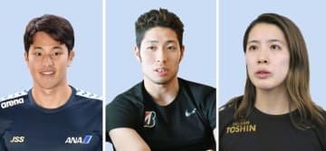 競泳国際リーグに瀬戸、萩野ら 北島氏が率いる新チームで出場 画像1