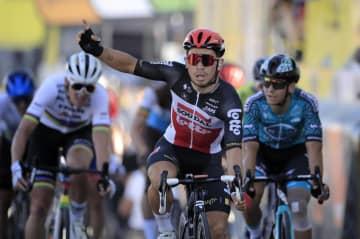 ユアンが第11ステージ制す 自転車ツール・ド・フランス 画像1