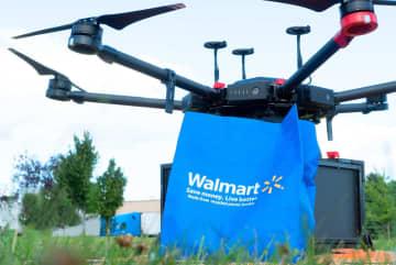 米ウォルマートもドローン試行へ 宅配サービスでアマゾンと競争 画像1