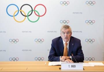 東京五輪開催へ「対策本格化」 IOC会長、安全を最重視 画像1