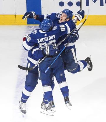 NHL、ライトニングが2連勝 プレーオフ東カンファ決勝 画像1