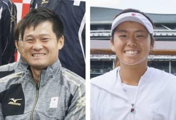 上地結衣と国枝慎吾が4強入り 全米テニス車いすの部男女 画像1