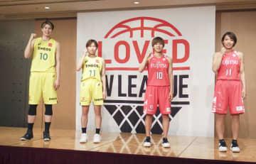 バスケWリーグ、渡嘉敷が抱負 「走り続けて勝ち続ける」 画像1