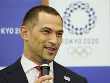 室伏広治氏、長官就任に意気込み 「感動呼ぶスポーツ界にしたい」 画像1