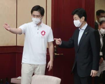 大阪知事、イベント感染策緩和を 座席要件の撤廃、再生相に要望 画像1