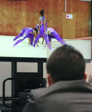 神埼ジュニアクが初代王者 男子新体操オンライン大会 画像1