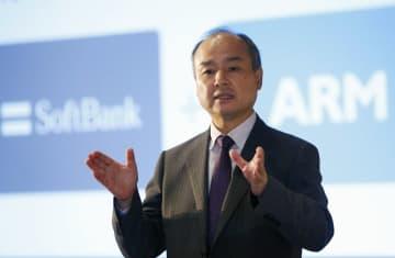 SBG、英アーム4.2兆円売却 米社に、財務改善へ資金化 画像1