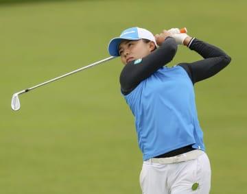 永峰咲希が国内四大大会を初制覇 日本女子プロゴルフ 画像1