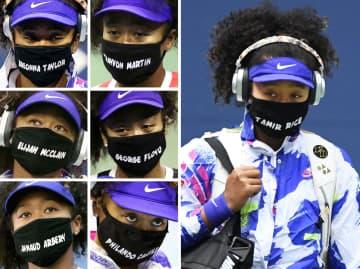 意志貫く大坂選手、同世代が称賛 マスクで抗議「きっかけくれた」 画像1