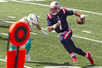 NFL、ペイトリオッツ白星発進 第1週第2日、49ersは敗戦 画像1