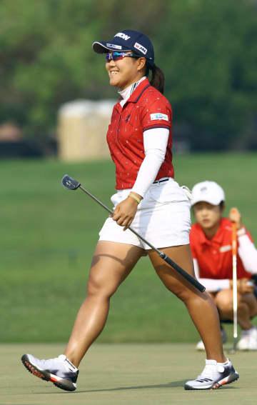 畑岡奈紗は一つ下げて8位 女子ゴルフ世界ランキング 画像1