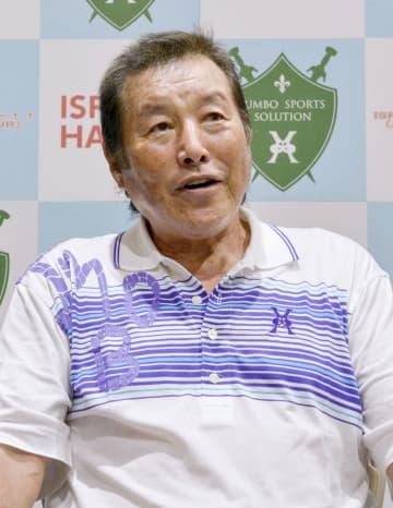 ジャンボ尾崎、今年は試合なし 73歳、プロデビュー以来初めて 画像1