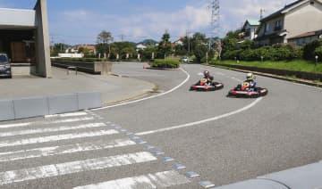 島根に国内初の公道カートレース 「市街地グランプリGOTSU」 画像1