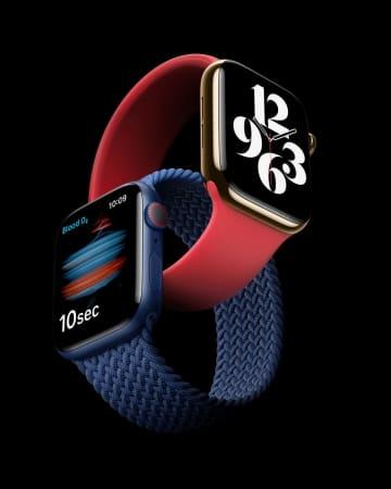 アップル、新腕時計型端末 健康機能強化、廉価版も 画像1