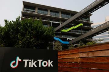 米TikTok交渉、近く判断 オラクル提携案、米中承認なるか 画像1