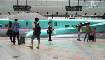 JR東日本、4180億円の赤字 21年3月期予想、民営化後で初 画像1