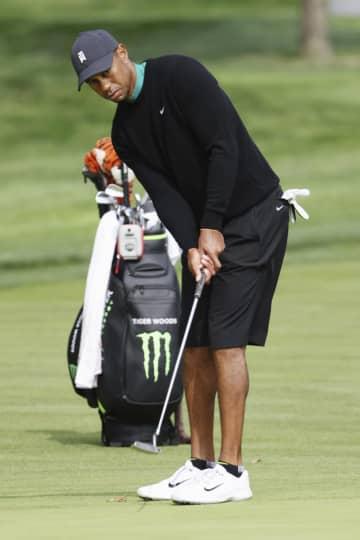 コース難度は「1番か2番」 全米ゴルフ開幕へ、ウッズら警戒 画像1