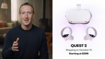米FB、眼鏡型端末発売へ 来年「レイバン」ブランド 画像1