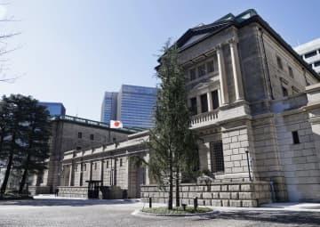 日銀、大規模な金融緩和策を維持 景気「持ち直しつつある」 画像1