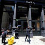 「ZARA」運営会社が大幅減益 新型コロナで、5~7月 画像1