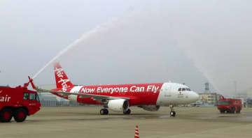 LCCのエアアジア、全便運休 10月1日から、コロナ影響 画像1