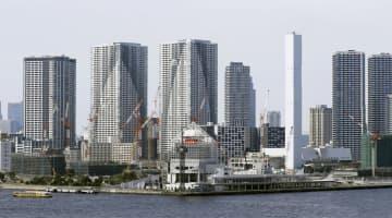 首都圏マンション発売8.2%減 8月新築、前年大型物件の反動 画像1
