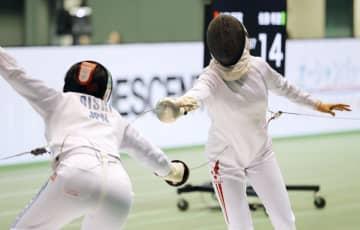 女子エペは佐藤希望ら決勝へ 全日本フェンシング第1日 画像1