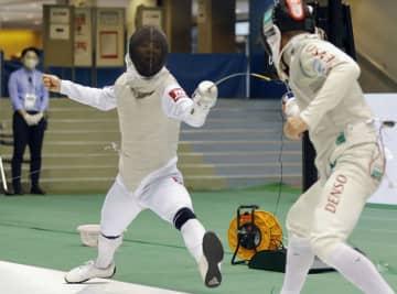 男子フルーレ松山と永野が決勝へ 全日本フェンシング第2日 画像1