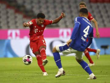 サッカー、Bミュンヘンが大勝 ドイツ1部開幕 画像1