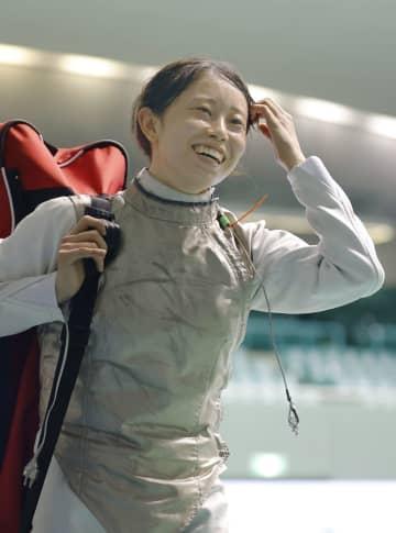 フェンシング、辻と菊池が決勝へ 全日本選手権、女子フルーレ 画像1