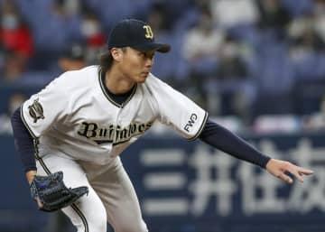 オ6―3西(19日) 山崎福が3勝目 画像1