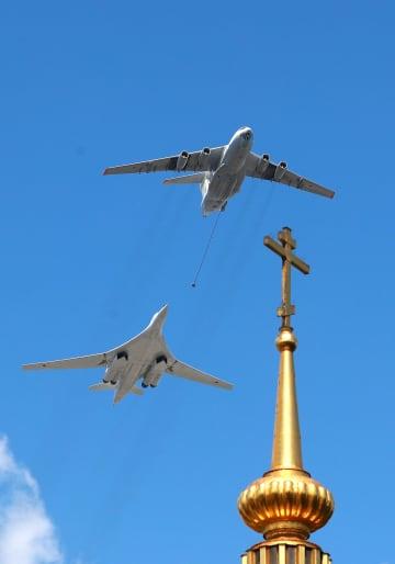 ロシア爆撃機が無着陸で2万キロ 世界記録と航空宇宙軍 画像1