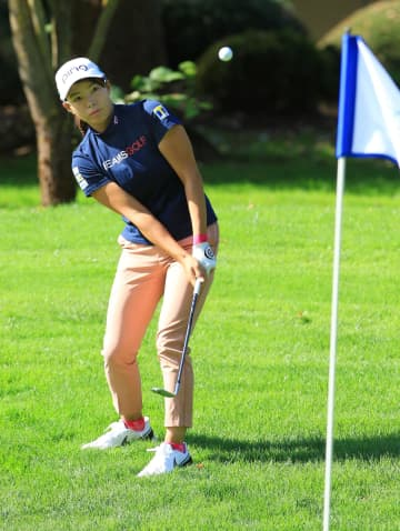 渋野日向子24位、ホール2勝目 米女子ゴルフ最終日 画像1