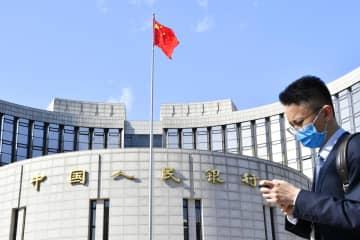 中国人民銀行、金利を据え置き 5カ月連続、緩和拡大慎重 画像1